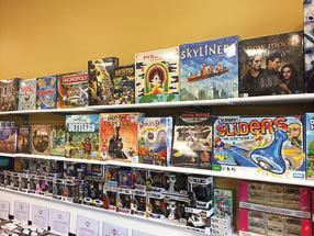 Games available at Sports Page in Randolph NJ
