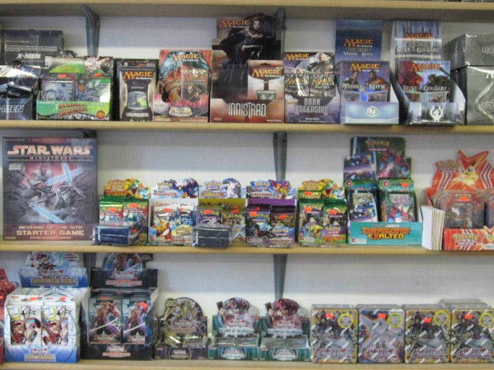 Gaming Leagues & Cards at Sports Page & MC Game Room in Randolph NJ