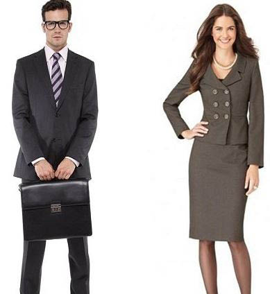 Men's suits and women's suits expertly cleaned