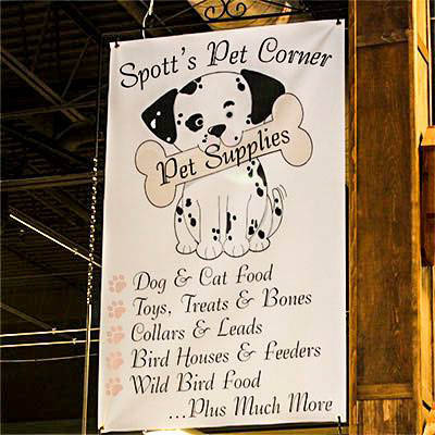 spott's pet corner,pet supplies,pet food,pet toys,amish market,discount,