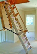 attic ladder installation tulsa