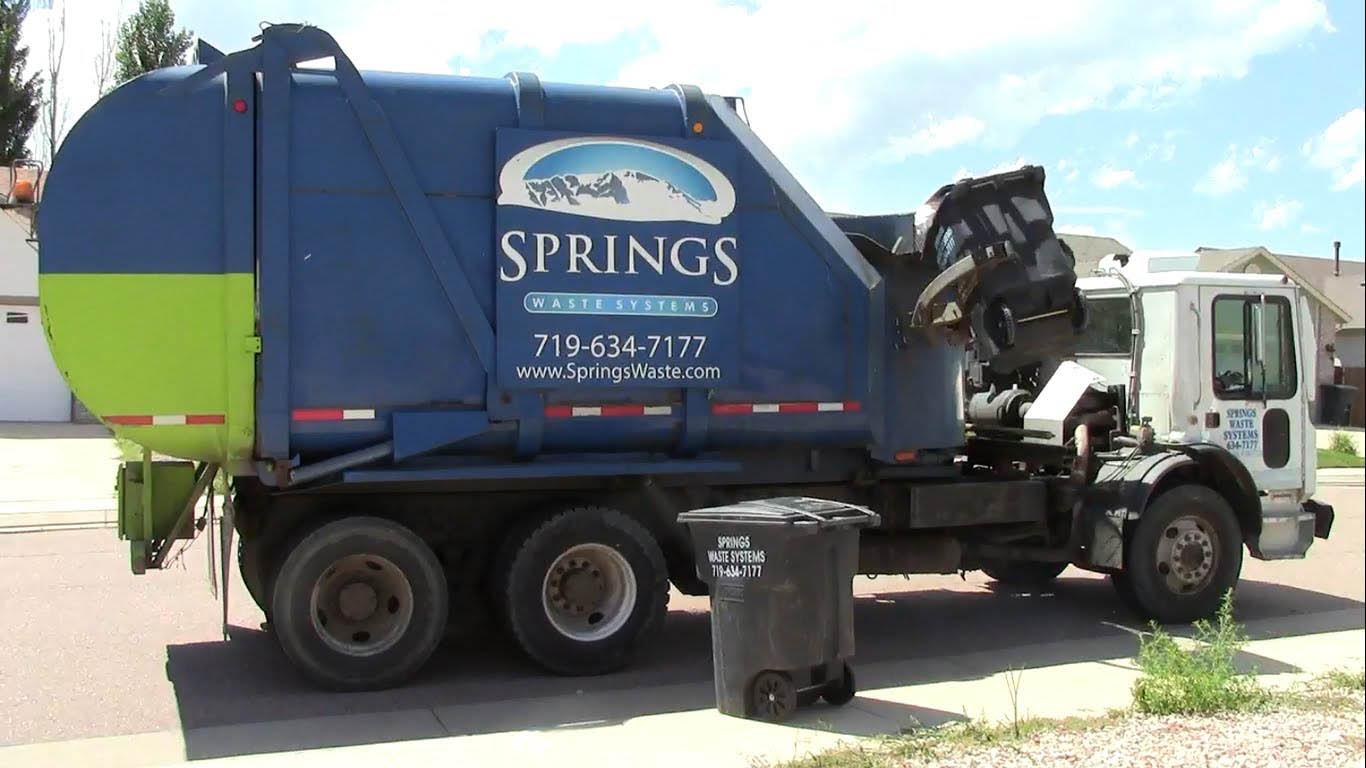 Waste Management Colorado Springs