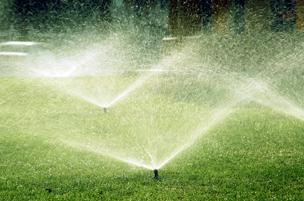 Sprinkler systems from True Design Lawn & Landscape