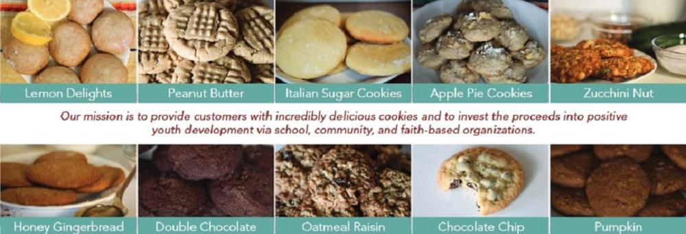 Senor's Cookies in Hagerstown, Maryland banner