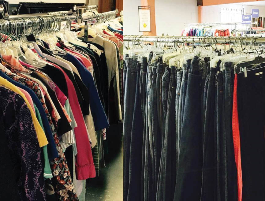 St. Vincent de Paul Thrift Stores in Tacoma, WA and Puyallup, WA - clothing for sale at thrift store prices - Tacoma thrift stores - Puyallup thrift stores