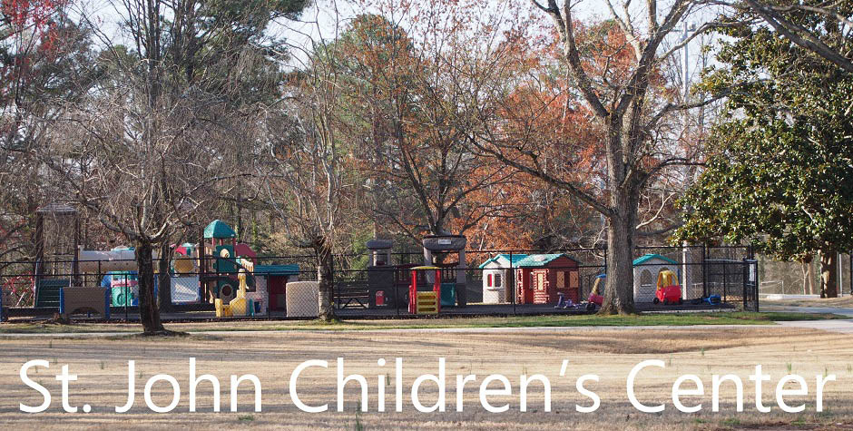 st john children's center early childhood learning and education
