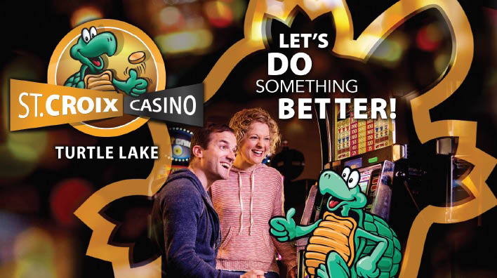 St. Croix Casino in Turtle Lake, WI
