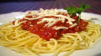 Mouth-watering pasta dishes from Stacia's Pizza & Pasta in Seattle, Washington