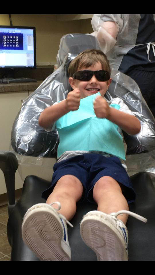 Stadler Family Dentistry - Gig Harbor, Washington - patient of Dr. Matthew Stadler at Stadler Family Dentistry of Gig Harbor - dentistry for kids near me in Gig Harbor - Gig Harbor dentistry for children near me - dentistry near me