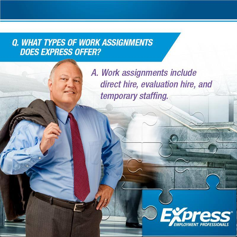 Looking for a job in Racine? Express Employment Professionals