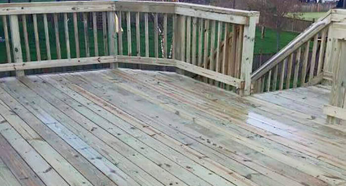 patios, decks, fences, staining, sealing, repair, replacement, new, additions; frederick county and surrounding