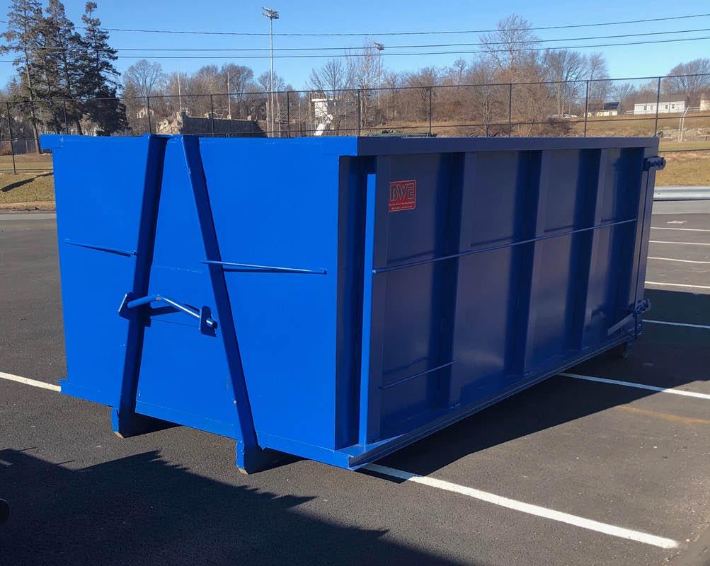 Stamford Junk Pros Dumpster for rent