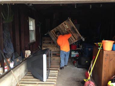 Haul away junk & other materials