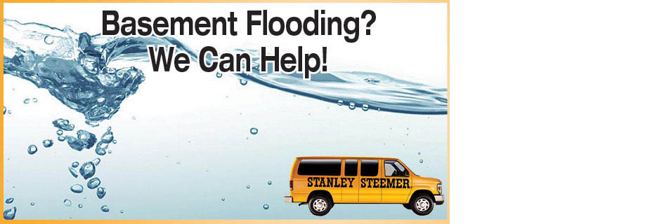 Stanley Steemer Basement Flooding Emergency Water Removal Rochester NY
