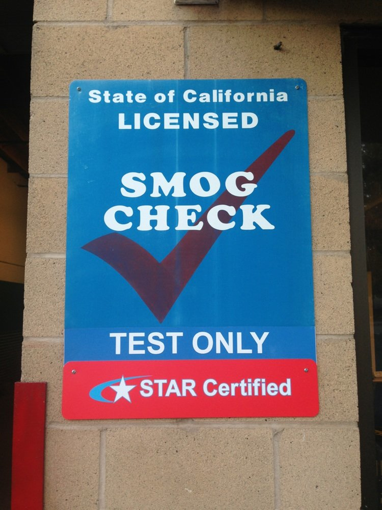 Smog King is a California SMOG Inspection Certified Facility