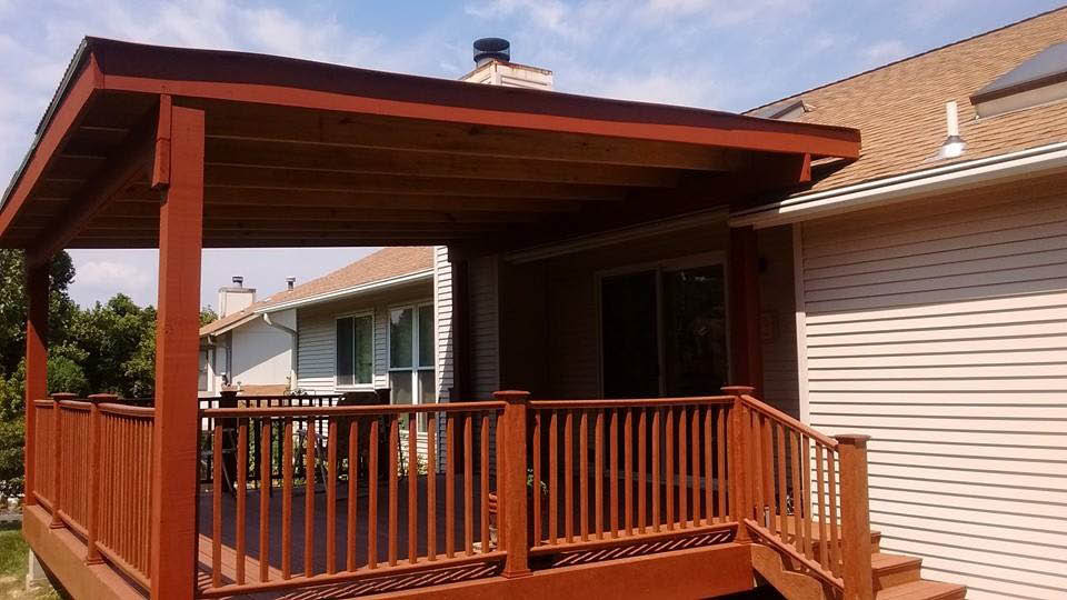 General contractor, deck, remodeling, near St Peters, MO