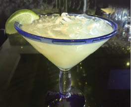 Margaritas and happy hour drinks near Bonita Springs