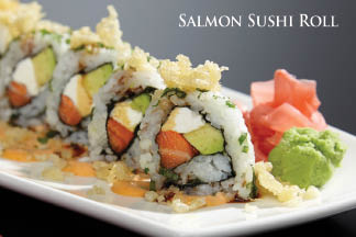 Get sushi and other Japanese food near Deerfield, IL