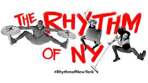 The rhythm of New York