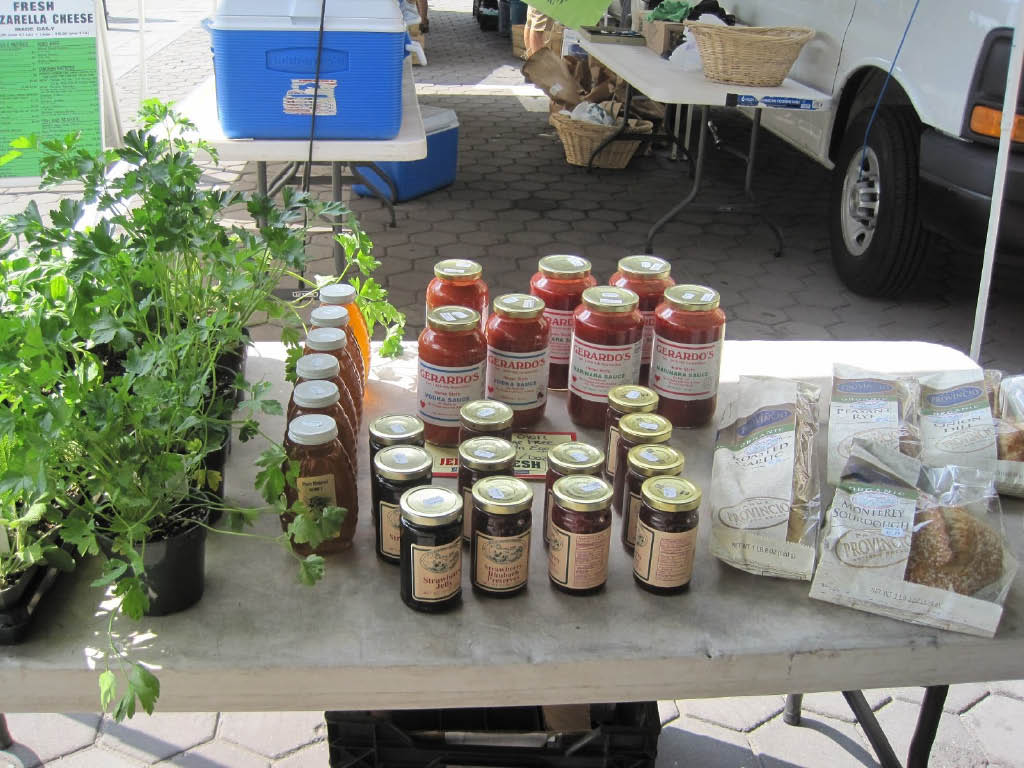 Additional items available at our Stony Hill Farm Farmer's Market in South Orange NJ