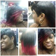 We Do Quick Weave, Dyes, Care-Free Curls/Wave Nuevo, Cut 'N Style, Sew-Ins and More!