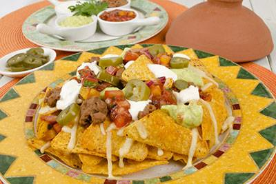 Photo of Su Casa Grande Mexican Grille & Sports Bar Nachos in Menomonee falls