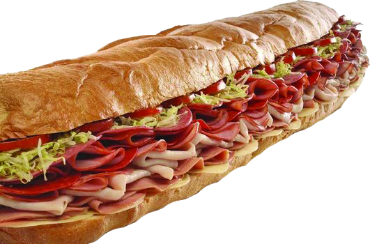 enjoy a sub station II sub today made to order