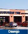 Suburban Tire auto repair in Oswego, IL