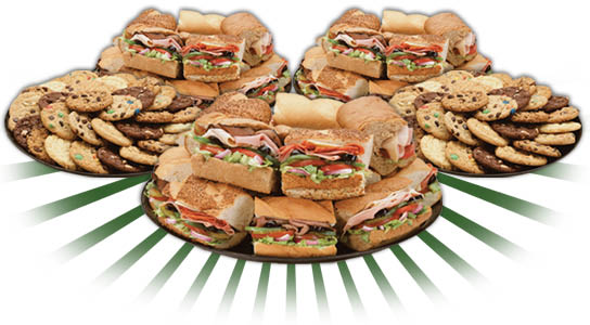 subway catering dallas tx