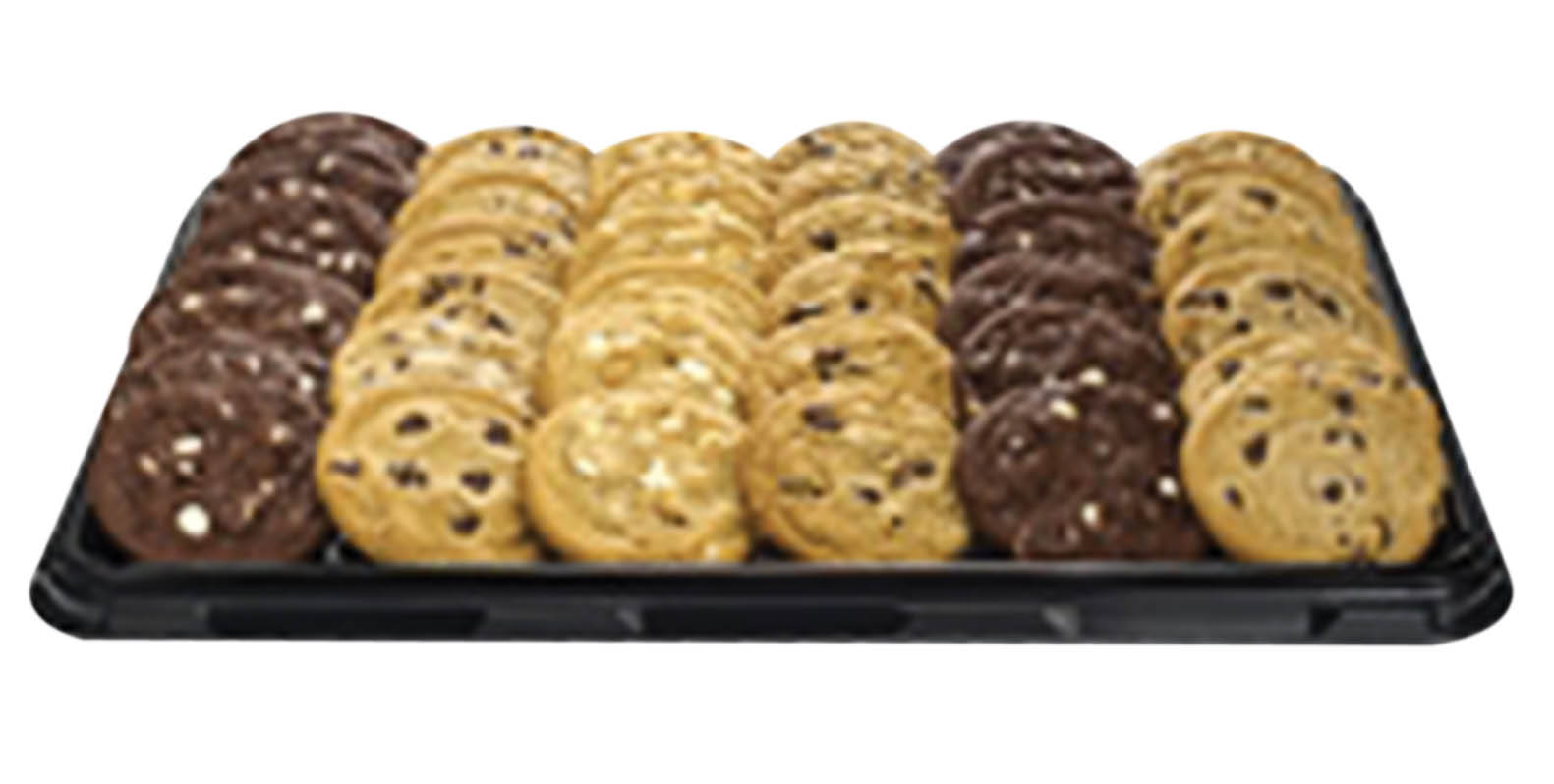 All of the soft cookies with chocolate you could want.