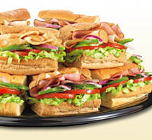 party sandwiches, sub delivery near me, sandwich menu