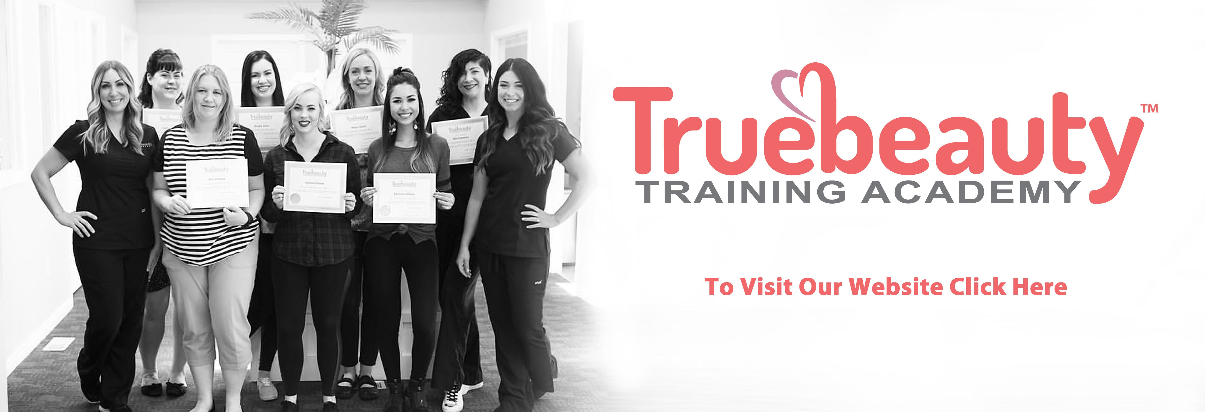 Truebeauty Microblading Training Banner
