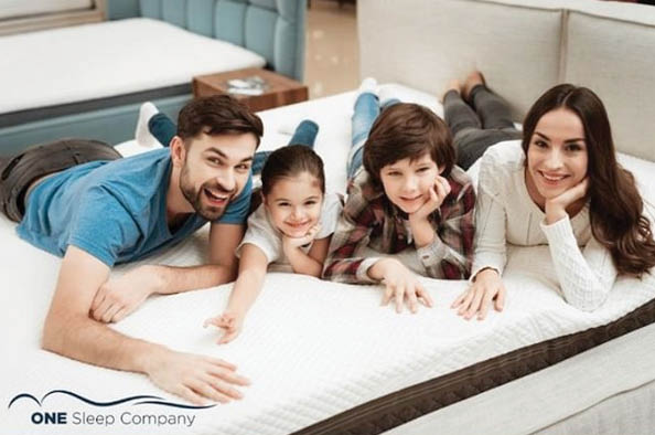 We have a mattress for every need - twin mattresses - queen mattresses - king mattresses - a mattress for every member of your family - One Sleep Company in Sumner, Tacoma and Kent, WA - huge mattress showrooms