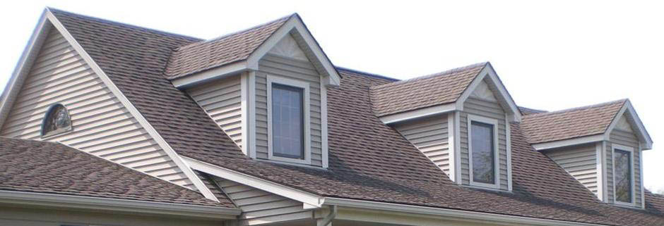 photo of a roof installed by Sun Home Improvement
