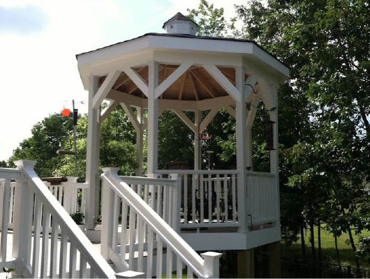 Use our home improvement coupons for gazebos