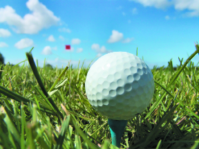 Tee up for an 18-hole round at Sunland Village East Golf Club