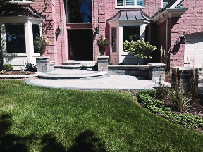 Sunny Landscaping and Pavers Naperville Patios Driveways