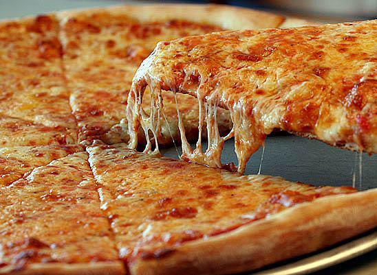 thick crust pizza Stadium Sports Club & Pizza rolling meadows illinois