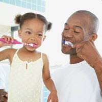 Our dental team offers patients modern dental procedures using only quality materials.