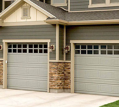 Superior Garage Door Paneled