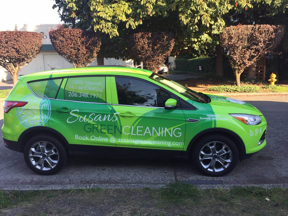 Susan's Green Cleaning house cleaning services in Seattle, WA