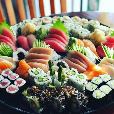 Maneki Neko Express Restaurant, Donburi, Okinawa Soba, Ramen, Sashimi, Sushi, Falls Church, Arlington, VA