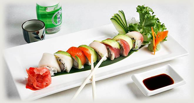Ginza Sushi Champlin, MN