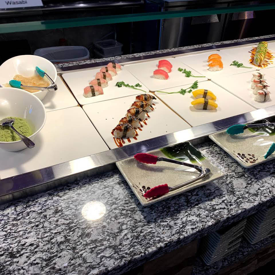 tokyo gill sushi hibachi buffet sushi bar centerville ohio