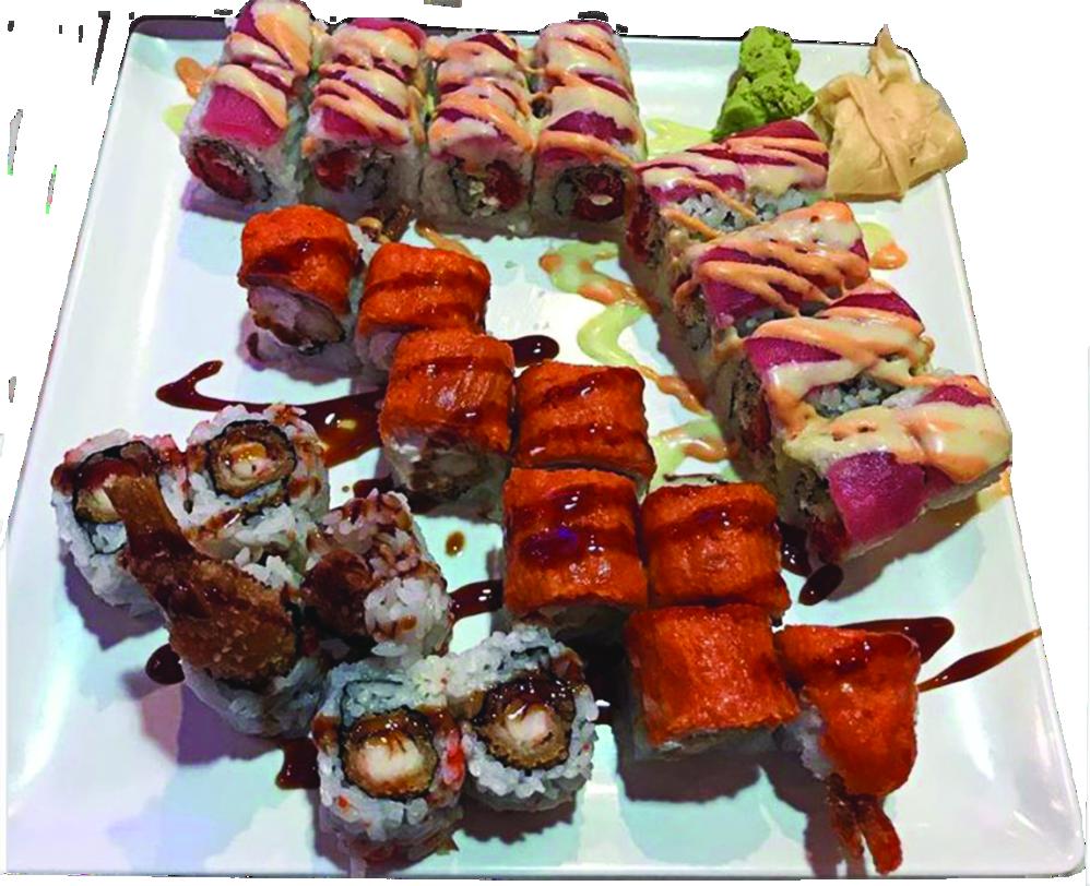 sushi restaurant norfolk