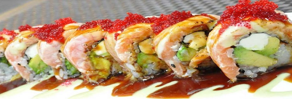 Sushi Nova in Orland Park, IL and Westmont, IL
