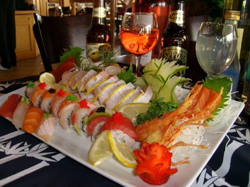 Sushi Colorado Springs
