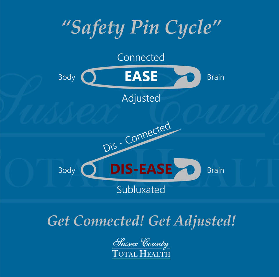 Safety Pin Cycle at Sussex County Total Health in Newton, NJ