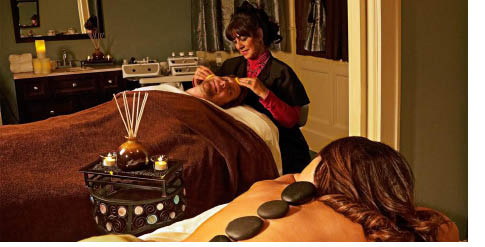 Relaxing massages at Suzi's Salon, Spa & Wellness in Morristown NJ