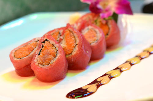 Sushi Restaurant near Eastview Mall sushi rolls, Rochester NY Umi Japanese Steakhouse Sushi & Bar Restaurant coupon